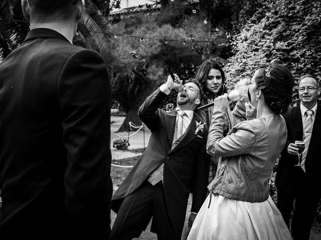 La boda de Sergio y Natalia en Alfajarin, Zaragoza 44