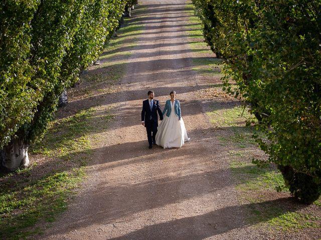 La boda de Sergio y Natalia en Alfajarin, Zaragoza 47