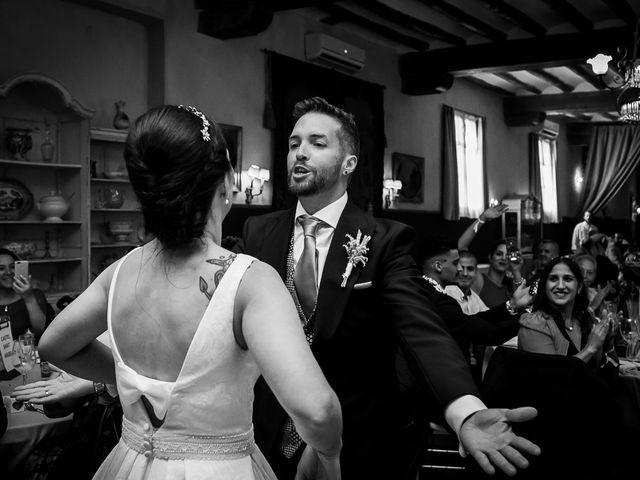 La boda de Sergio y Natalia en Alfajarin, Zaragoza 49