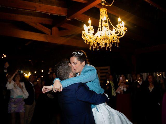 La boda de Sergio y Natalia en Alfajarin, Zaragoza 52