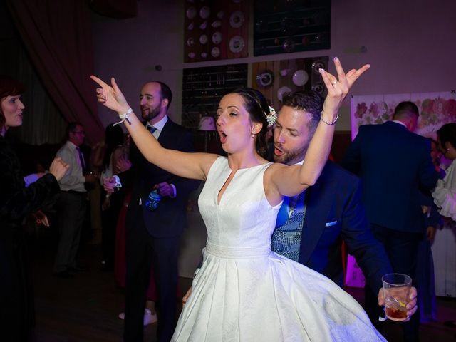 La boda de Sergio y Natalia en Alfajarin, Zaragoza 57