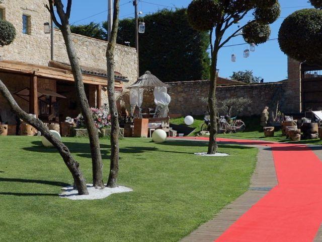 La boda de Óscar y Marta en Girona, Girona 27