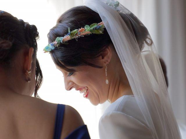 La boda de Óscar y Marta en Girona, Girona 36
