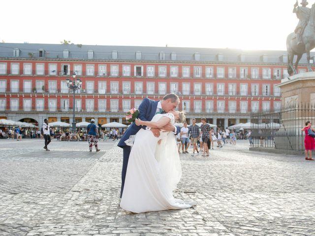 La boda de Jesús y Pilar en Madrid, Madrid 31