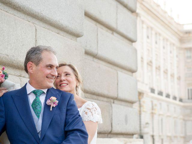La boda de Jesús y Pilar en Madrid, Madrid 37
