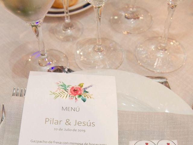 La boda de Jesús y Pilar en Madrid, Madrid 53