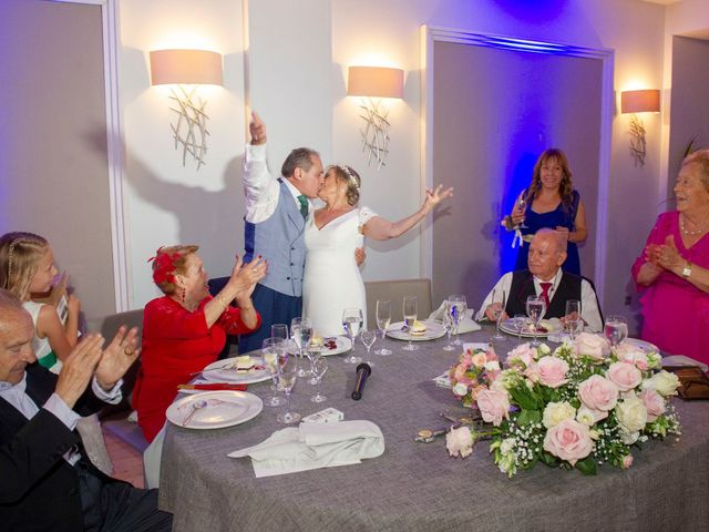 La boda de Jesús y Pilar en Madrid, Madrid 56