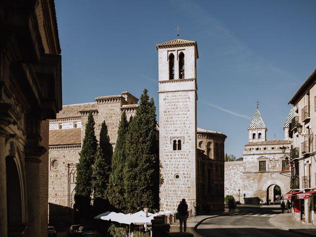 La boda de Paco y Joana en Toledo, Toledo 2