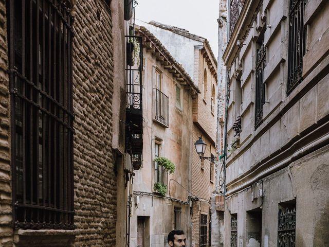 La boda de Paco y Joana en Toledo, Toledo 25