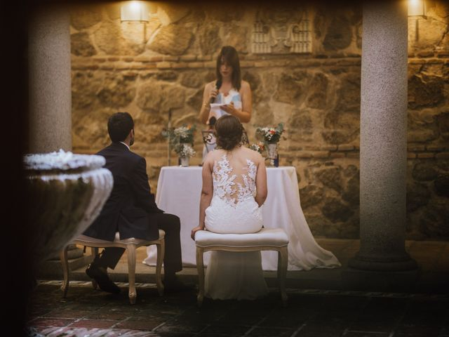 La boda de Paco y Joana en Toledo, Toledo 29
