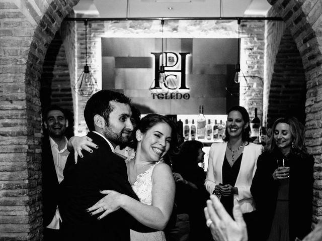 La boda de Paco y Joana en Toledo, Toledo 59