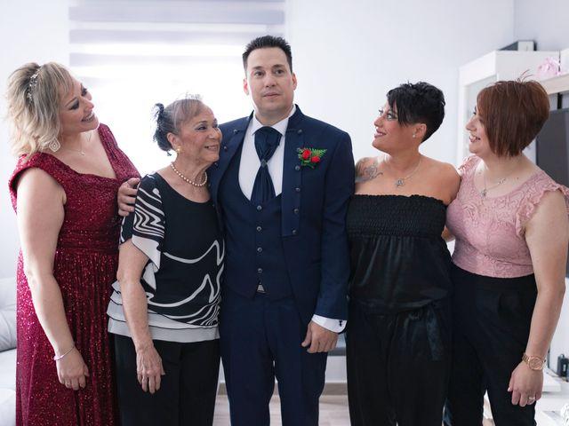 La boda de Miguel y Blanca en Granada, Granada 16