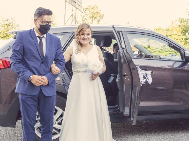 La boda de Miguel y Blanca en Granada, Granada 22