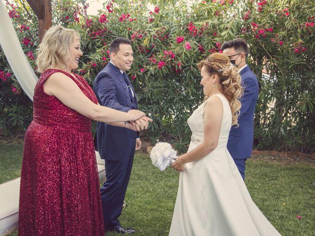 La boda de Miguel y Blanca en Granada, Granada 24