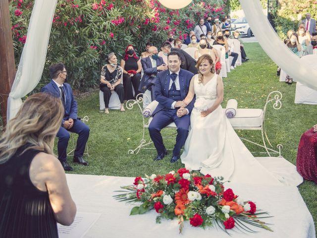 La boda de Miguel y Blanca en Granada, Granada 25