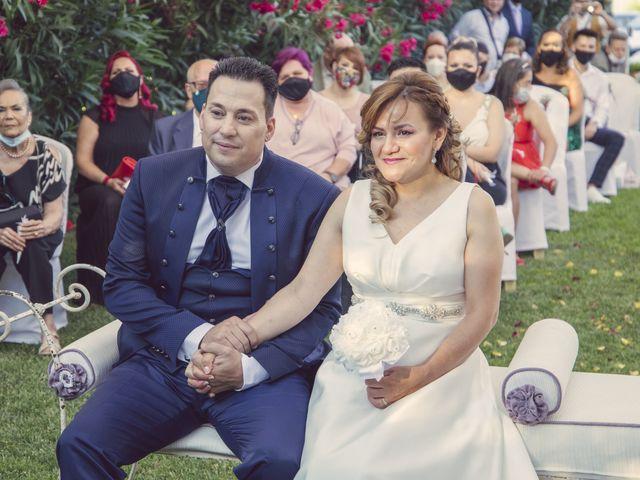 La boda de Miguel y Blanca en Granada, Granada 26