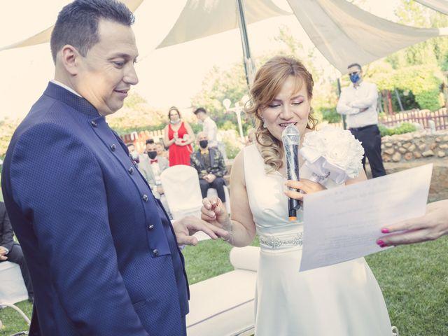 La boda de Miguel y Blanca en Granada, Granada 27