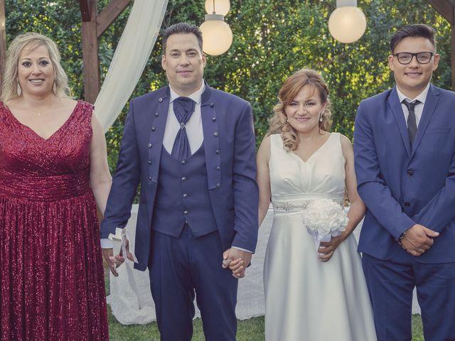 La boda de Miguel y Blanca en Granada, Granada 30