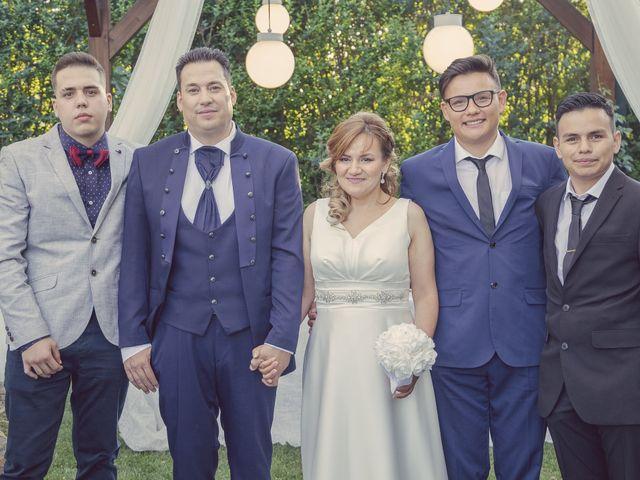 La boda de Miguel y Blanca en Granada, Granada 31
