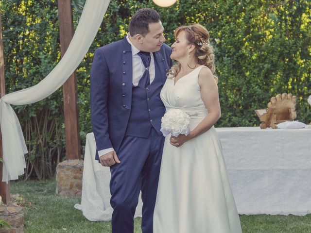 La boda de Miguel y Blanca en Granada, Granada 33