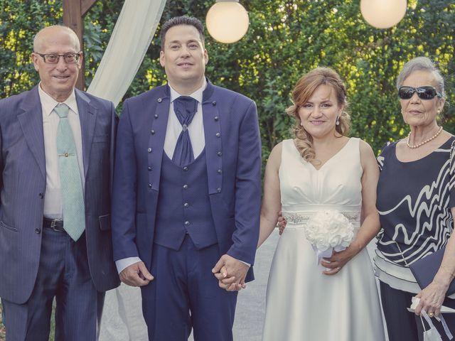 La boda de Miguel y Blanca en Granada, Granada 34