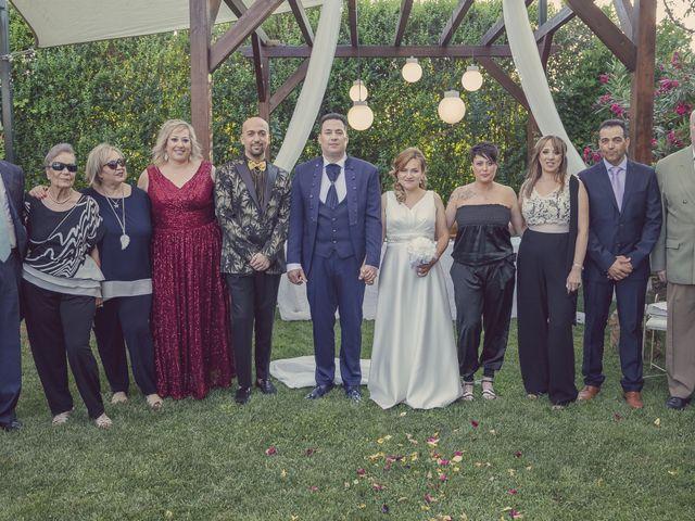 La boda de Miguel y Blanca en Granada, Granada 35