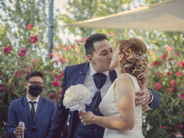 La boda de Miguel y Blanca en Granada, Granada 40