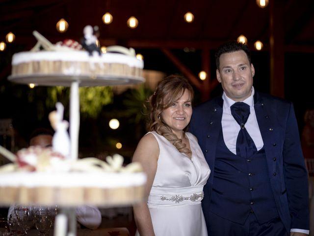 La boda de Miguel y Blanca en Granada, Granada 42