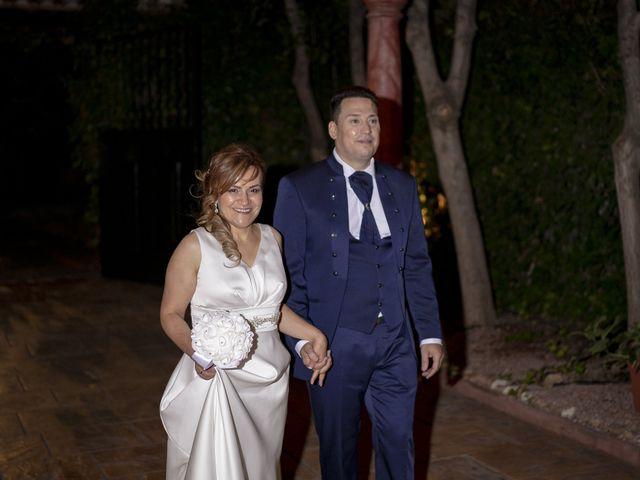 La boda de Miguel y Blanca en Granada, Granada 46