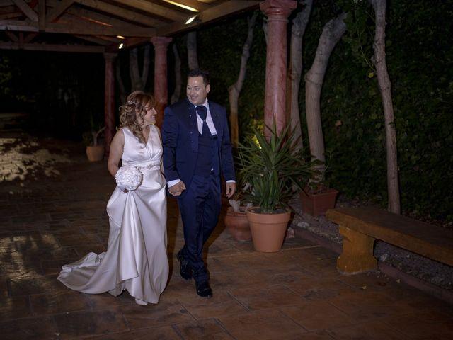 La boda de Miguel y Blanca en Granada, Granada 48