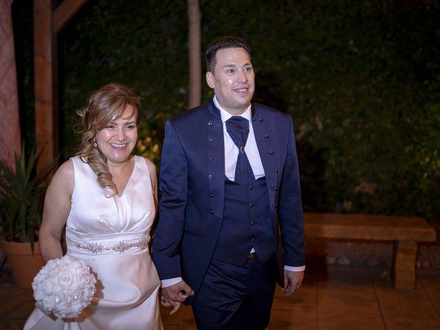 La boda de Miguel y Blanca en Granada, Granada 49
