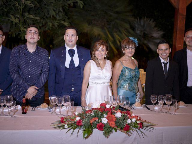 La boda de Miguel y Blanca en Granada, Granada 51