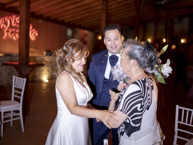 La boda de Miguel y Blanca en Granada, Granada 52