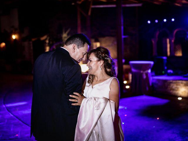 La boda de Miguel y Blanca en Granada, Granada 55