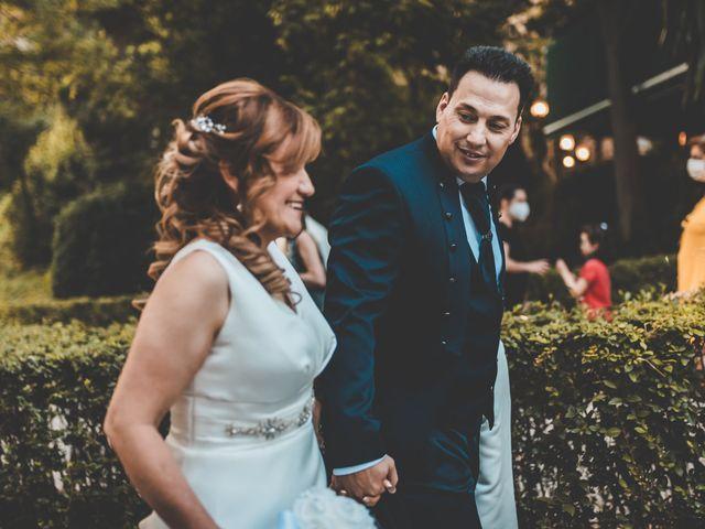 La boda de Miguel y Blanca en Granada, Granada 57