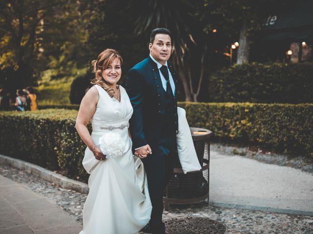 La boda de Miguel y Blanca en Granada, Granada 58