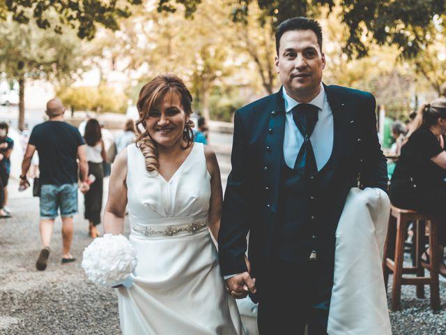 La boda de Miguel y Blanca en Granada, Granada 59