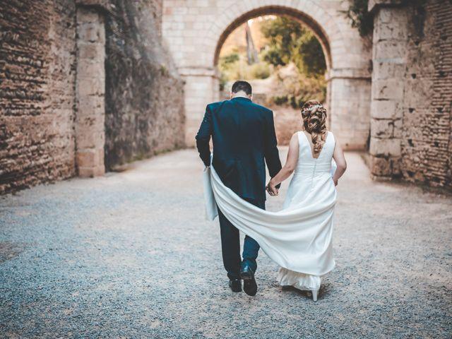 La boda de Miguel y Blanca en Granada, Granada 61