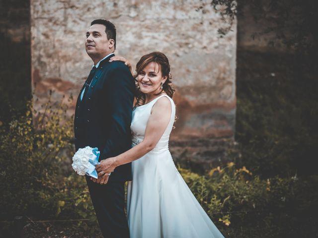 La boda de Miguel y Blanca en Granada, Granada 64
