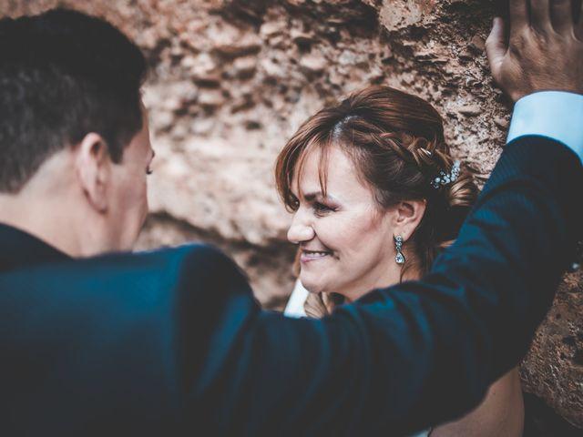 La boda de Miguel y Blanca en Granada, Granada 66