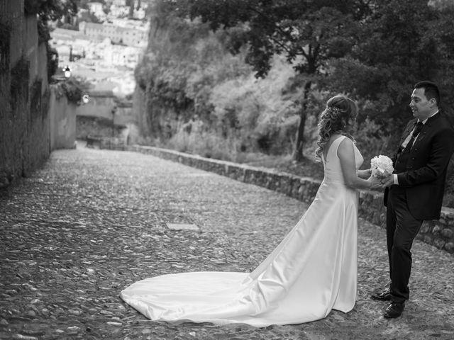 La boda de Miguel y Blanca en Granada, Granada 67