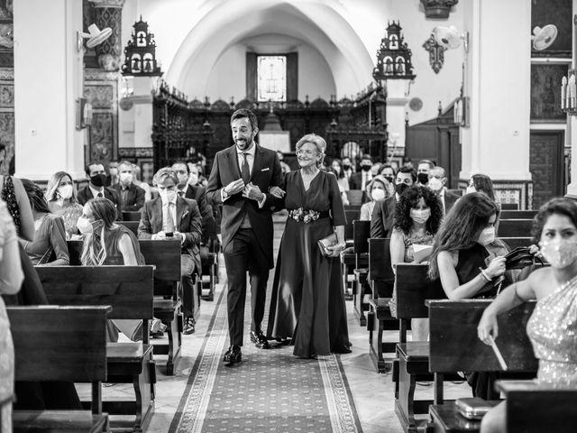 La boda de Eduardo y Inmaculada en Sanlucar La Mayor, Sevilla 20