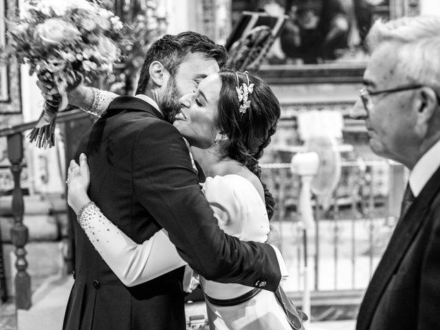 La boda de Eduardo y Inmaculada en Sanlucar La Mayor, Sevilla 32