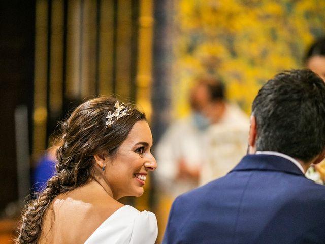 La boda de Eduardo y Inmaculada en Sanlucar La Mayor, Sevilla 36