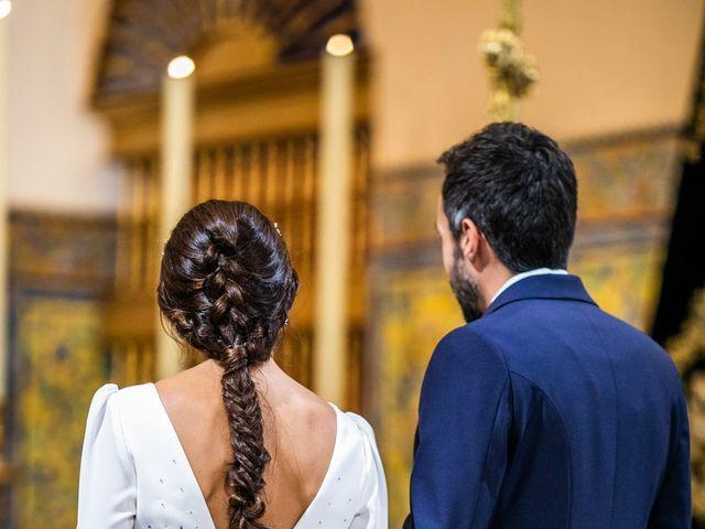 La boda de Eduardo y Inmaculada en Sanlucar La Mayor, Sevilla 38