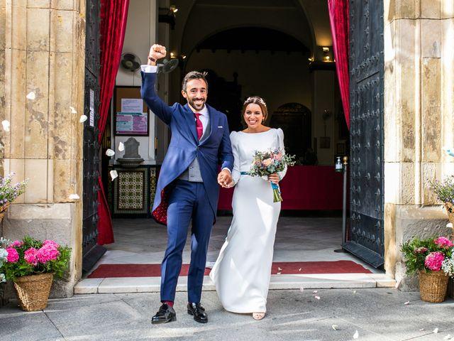 La boda de Eduardo y Inmaculada en Sanlucar La Mayor, Sevilla 47