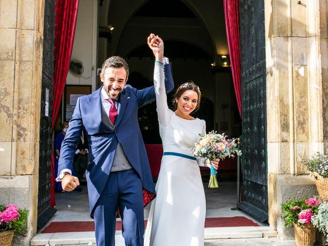 La boda de Eduardo y Inmaculada en Sanlucar La Mayor, Sevilla 48