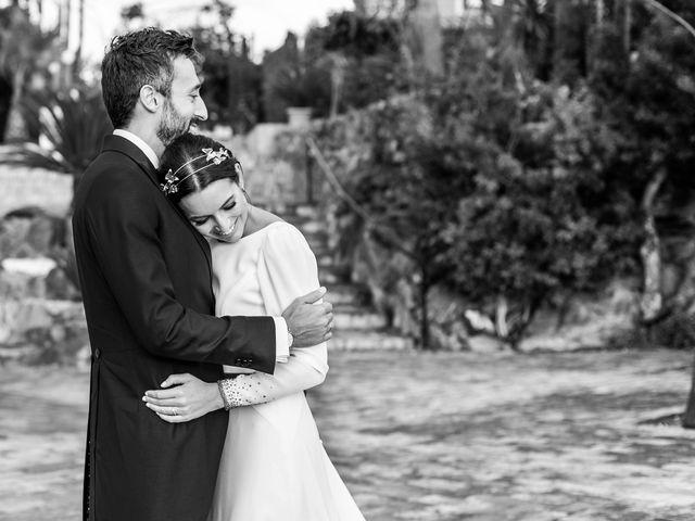 La boda de Eduardo y Inmaculada en Sanlucar La Mayor, Sevilla 59