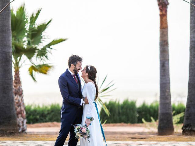 La boda de Inmaculada y Eduardo