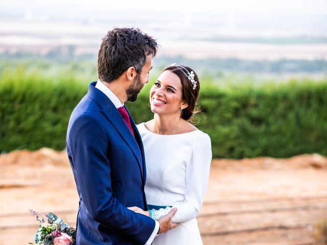 La boda de Eduardo y Inmaculada en Sanlucar La Mayor, Sevilla 65